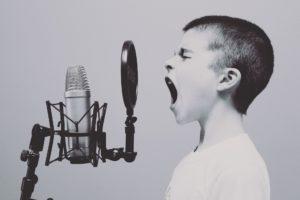 Deine Stimme trainieren zeigt deine Persönlichkeit